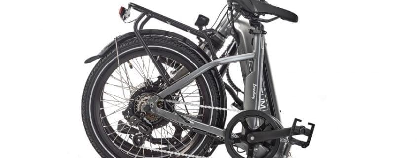 Le Vélo Électrique Pliant - Petit Format, Grand Plaisir