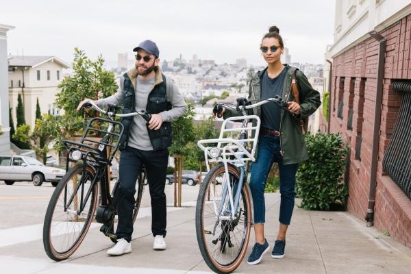 vélo assistance électrique à Montréal