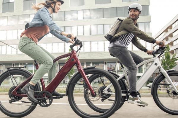 modèle de vélo à assistance électrique